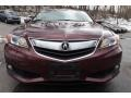 Acura ILX 2.0L Premium Crimson Garnet photo #2
