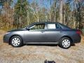 Toyota Corolla LE Magnetic Gray Metallic photo #2