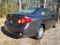 Toyota Corolla LE Magnetic Gray Metallic photo #5