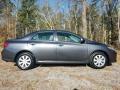Toyota Corolla LE Magnetic Gray Metallic photo #6