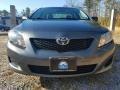 Toyota Corolla LE Magnetic Gray Metallic photo #8