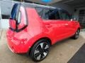 Kia Soul + Inferno Red photo #3