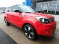 Kia Soul + Inferno Red photo #10