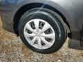 Toyota Corolla LE Magnetic Gray Metallic photo #24