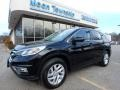 Honda CR-V EX AWD Crystal Black Pearl photo #1