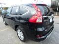 Honda CR-V EX AWD Crystal Black Pearl photo #3