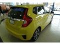 Honda Fit EX Mystic Yellow Pearl photo #7