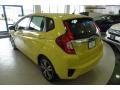 Honda Fit EX Mystic Yellow Pearl photo #9