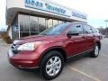 Honda CR-V SE 4WD Tango Red Pearl photo #1