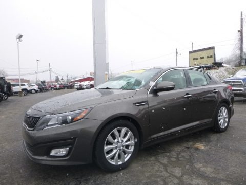 Metal Bronze 2014 Kia Optima EX