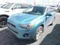 Mitsubishi Outlander Sport SE AWC Rally Red photo #2