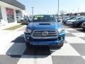 Toyota Tacoma TRD Sport Double Cab 4x4 Blazing Blue Pearl photo #2
