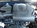 Toyota Tacoma TRD Sport Double Cab 4x4 Blazing Blue Pearl photo #6