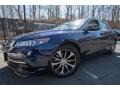 Acura TLX 2.4 Fathom Blue Pearl photo #1