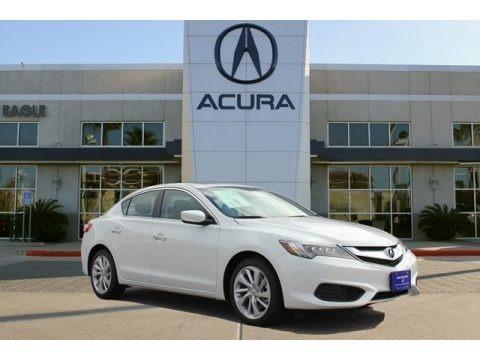 Bellanova White Pearl 2018 Acura ILX Premium