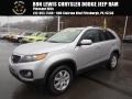 Kia Sorento LX AWD Bright Silver photo #1