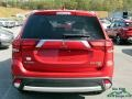 Mitsubishi Outlander SEL Rally Red Metallic photo #4