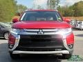 Mitsubishi Outlander SEL Rally Red Metallic photo #8