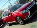 Mitsubishi Outlander SEL Rally Red Metallic photo #33