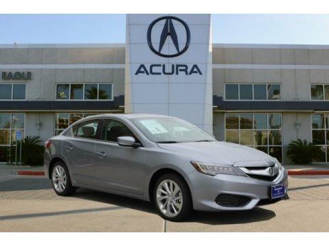 Slate Silver Metallic 2016 Acura ILX