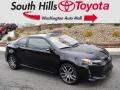 Scion tC  Black photo #1