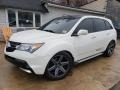Acura MDX  Aspen White Pearl photo #2
