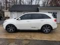 Acura MDX  Aspen White Pearl photo #4