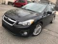 Subaru Impreza 2.0i Premium 5 Door Crystal Black Silica photo #1