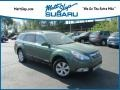 Subaru Outback 2.5i Limited Cypress Green Pearl photo #1