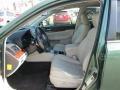 Subaru Outback 2.5i Limited Cypress Green Pearl photo #13