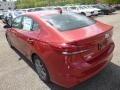 Hyundai Elantra SEL Scarlet Red photo #6