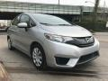 Honda Fit LX Alabaster Silver Metallic photo #4