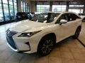 Lexus RX 350L AWD Eminent White Pearl photo #1