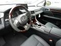 Lexus RX 350L AWD Silver Lining Metallic photo #2