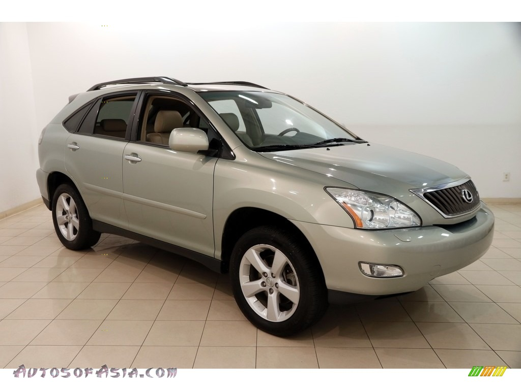 2008 RX 350 AWD - Bamboo Pearl / Ivory photo #1