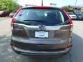 Honda CR-V LX AWD Urban Titanium Metallic photo #4