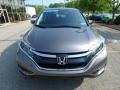 Honda CR-V LX AWD Urban Titanium Metallic photo #9