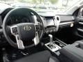 Toyota Tundra SR5 Double Cab 4x4 Midnight Black Metallic photo #5