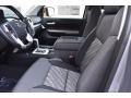Toyota Tundra SR5 Double Cab 4x4 Silver Sky Metallic photo #6