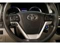 Toyota Highlander XLE AWD Nautical Blue Metallic photo #7