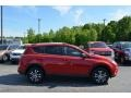 Toyota RAV4 LE Barcelona Red Metallic photo #2
