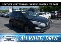 Hyundai Santa Fe Sport 2.4 AWD Twilight Black photo #1