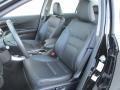 Honda Accord EX-L Sedan Crystal Black Pearl photo #12