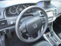 Honda Accord EX-L Sedan Crystal Black Pearl photo #14