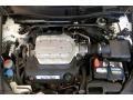 Honda Accord EX-L V6 Sedan White Diamond Pearl photo #24