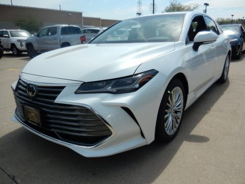 Wind Chill Pearl 2019 Toyota Avalon Limited
