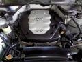 Infiniti FX 35 AWD Liquid Platinum Metallic photo #37