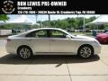 Lexus ES 350 Starfire White Pearl photo #1