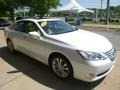 Lexus ES 350 Starfire White Pearl photo #7
