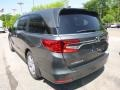 Honda Odyssey EX Forest Mist Metallic photo #2